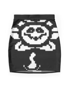 Undertale Mini Skirt