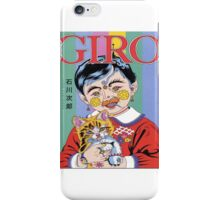GIRO iPhone Case/Skin