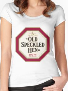 Old Speckled Hen Women's Fitted Scoop T-Shirt