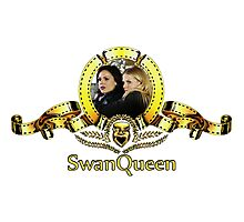 Swan Queen MGM Photographic Print