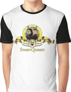 Swan Queen MGM Graphic T-Shirt