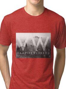Vampire Weekend // Modern Vampires Of The City Tri-blend T-Shirt