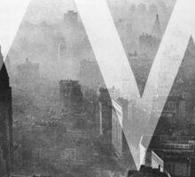 Vampire Weekend // Modern Vampires Of The City Sticker