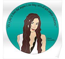 Love Alanis Poster