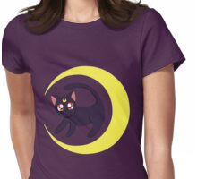 The Luna Queen Womens Fitted T-Shirt