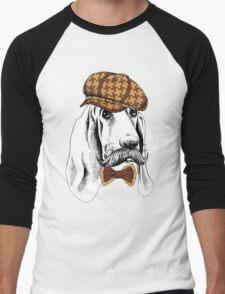dog #2 Men's Baseball ¾ T-Shirt