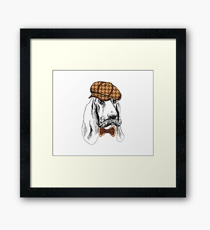 dog #2 Framed Print