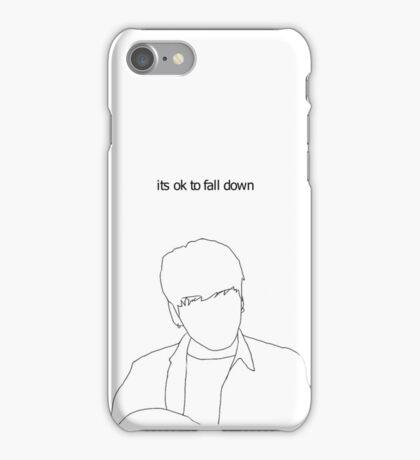 BTS Jungkook - RUN phonecase/sticker WHITE iPhone Case/Skin