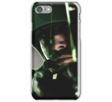 The Green Arrow iPhone Case/Skin