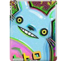 Psychadelic My Neighbor Totoro iPad Case/Skin