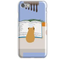 Piggy Kitchen iPhone Case/Skin