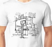 Squiggle Town Unisex T-Shirt