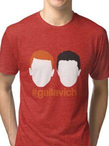 Together (White) Tri-blend T-Shirt