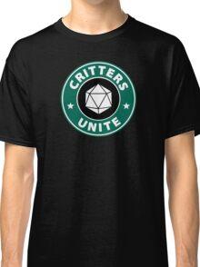 Critters Unite! - Critical Role Fan Design Classic T-Shirt