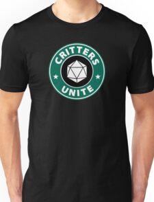 Critters Unite! - Critical Role Fan Design Unisex T-Shirt