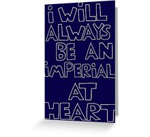 I'm an Imperial Greeting Card