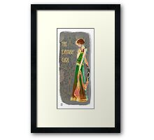 The Danish Girl Framed Print