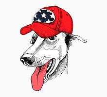 hipster dog #2 Unisex T-Shirt