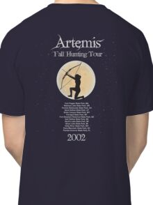 Artemis Fall Hunting Tour Classic T-Shirt