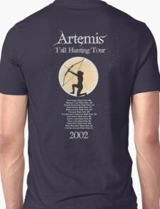 Artemis Fall Hunting Tour T-Shirt