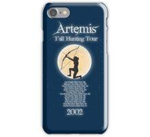 Artemis Fall Hunting Tour iPhone Case/Skin
