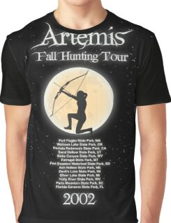 Artemis Fall Hunting Tour Graphic T-Shirt