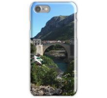Mostar,2015 iPhone Case/Skin