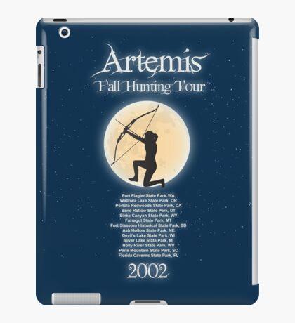 Artemis Fall Hunting Tour iPad Case/Skin