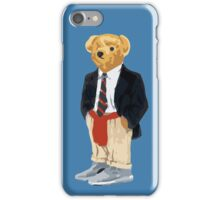 Yeezy Teddy Bear iPhone Case/Skin