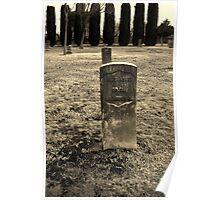 The Forgotten Graves Poster