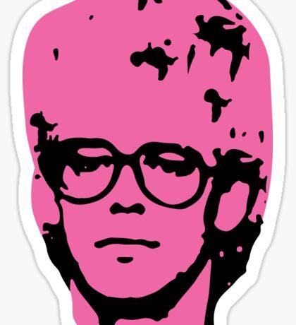 Pink Adam ( Adam Clayton ) Sticker