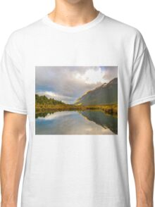 Reflections at Mirror Lakes Classic T-Shirt