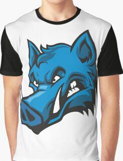 wild boar Graphic T-Shirt
