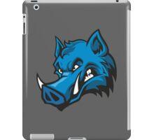 wild boar iPad Case/Skin