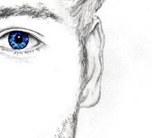 Blue Eyed Sticker
