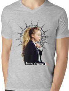 Sabrina Carpenter Mens V-Neck T-Shirt