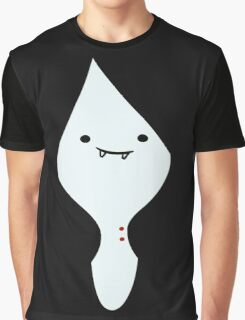 Adventure Time Marceline Face Graphic T-Shirt