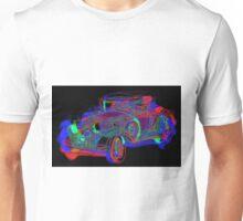 Neon 1930 Cadillac Unisex T-Shirt