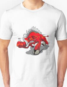 angry Boar #4 T-Shirt