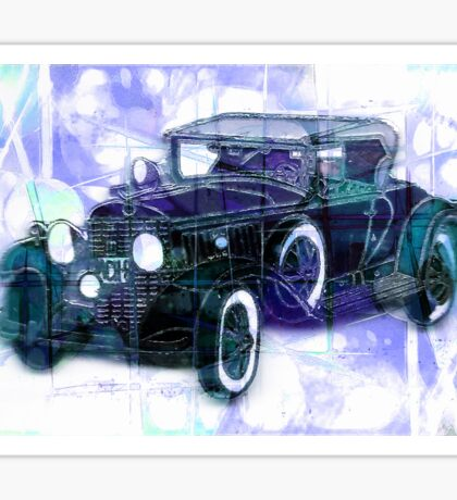 1930 Cadillac Sticker