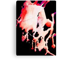 Fire Ink  Canvas Print