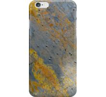Abstract rockface iPhone Case/Skin