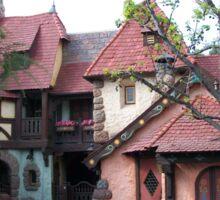 Fantasy Village Sticker