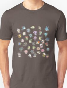 Pokemon Pic & Mix Unisex T-Shirt