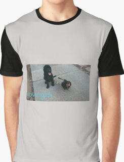 Cute Dogs Graphic T-Shirt