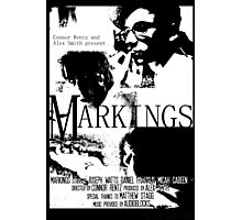 Markings One-Sheet Poster Photographic Print