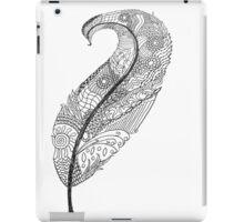 The Aristocrat Classic #FeatherArt #MamaDonna iPad Case/Skin