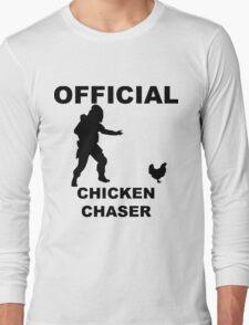 Chicken Chasher Long Sleeve T-Shirt