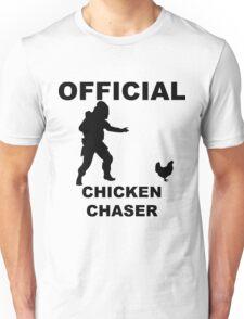 Chicken Chasher Unisex T-Shirt