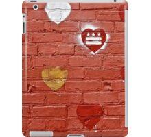 DC LOVE iPad Case/Skin